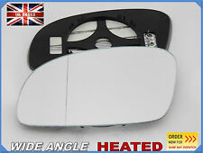For VW NEW BEETLE 2003-2010 Wing Mirror Glass Aspheric HEATED Left Side /1035
