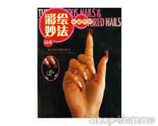 Nail Art Design Book - The Nacreous Nails