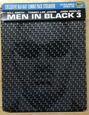 Men In Black 3 (Blu-Ray/DVD Combo) Steelbook