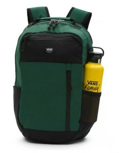 Vans Disorder Plus Backpack Pine Needle-Black