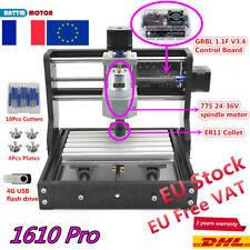 FRA丨 1610 Pro CNC Router GRBL USB mini pcb wood milling engraving laser machine