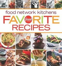 Food Network Kitchens Favorites Recipes by Food Network Kitchens