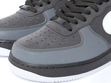 2010 Nike Air Force 1 Low Premium 3M Midnight Fog Grey QS Sz 17 LA PE 315122-027