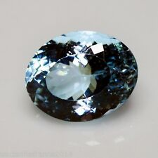 8,94 carats, AIGUE MARINE NATURELLE  TOP COLOR !!  (pierres précieuses/ fines)