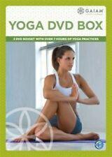 Gaiam Yoga Collection 5021123151535 DVD Region 2