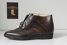 MUSCHI EUR 35 Damen Halbschuhe Schuhe TRUE VINTAGE Schnürschuhe UK 2,5 NOS 6762