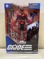 2020 G.I. Joe Classified Series 6-Inch Red Ninja Figure Wave 2 New IN HAND
