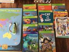 Leap Frog Tag Pen and Books