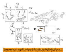 GM OEM Rear Suspension-Link Rod Bolt 11610970