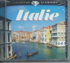 CD Italie Collection Diamond NEUF 20 titres