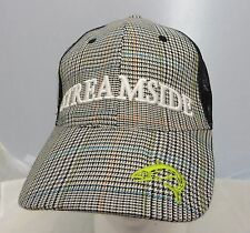 Streamside we keep you fishing  cap hat adjustable flex fit