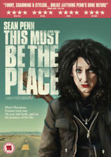 THIS MUST BE THE PLACE SEAN PENN FRANCES McDORMAND EVE HEWSON TRINITY UK DVD NEW