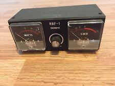 Tempo RBF-1 Power & SWR Meter For Ham Radio