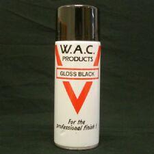 12 400ml Gloss Black Acrylic Spray Paint 400ml Aerosol Can Free Post