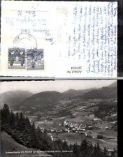 287694,St. Peter am Kammersberg Totale Bergkulisse