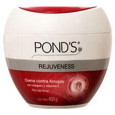 Pond's Rejuveness Anti Wrinkle Cream Vitamin E COLAGEN Crema Contra Arrugas 400G