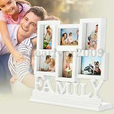 Family Photo Frame Picture Frames Art Wall Hanging Album DIY Home Decor Gifts