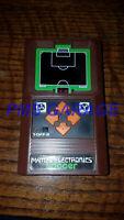 Vintage Mattel Electronics Soccer 1978 Electronic Handheld Game WORKS!!!