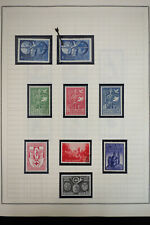 Belgium Specialized Stamp Collection