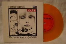 "U23 CBS 7951 ORANGE VINYL 7"" Single  Irish Release Colored from 4 U2 Play set"