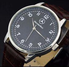 Orologio Uomo - Mercedes Benz In Pelle - NUOVO - Idea Regalo - Men's Watch