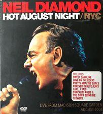 NEIL DIAMOND - HOT AUGUST NIGHT - DVD