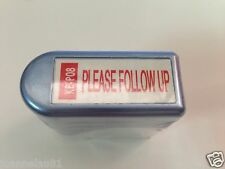 Veuillez suivre self tampons stock titre timbre Deskmate ke-p08
