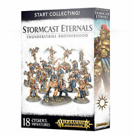 Start Collecting! Stormcast Thunderstrike Brotherhood - Age of Sigmar - 70-99