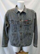 giacca giubbotto jeans uomo Americanino vintage anni 80 taglia XL