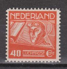 LP 4 luchtpost 4 MNH postfris NVPH Nederland Netherlands airmail