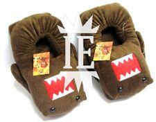 DOMO-KUN CIABATTE pantofole domokun domo kun peluche doll giappone slippers