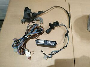 1994 BMW E36 318i 318is 325i TEMPOMAT CRUISE CONTROL RETROFIT KIT WIRING HARNESS