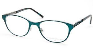 NEW PRODESIGN DENMARK 5159 c.8531 Turquoise EYEGLASSES 48-17-135 B36mm