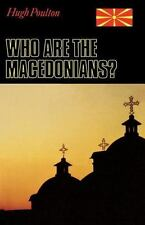 Who Are the Macedonians?-ExLibrary