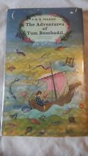 J.R.R .Tolkien, The Adventures of Tom Bombadil, 1st American Edition