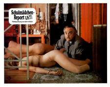Schulmädchen-Report 9. Teil ORIGINAL Aushangfoto Puppa Armbruster / EROTIK-KULT