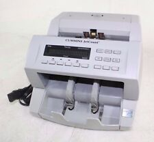 Cummins JetCount model 4022, money counting machine, made in USA