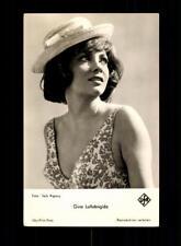 Gina Lollobrigida UFA Verlag Postkarte ## BC 124654