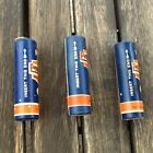 3Vintage Ever Ready No8 batteries
