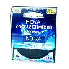 Hoya Pro1D Graufilter ND4 67mm
