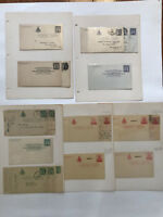 Philippines 20 mint and used postal card collection UX9-19 [y3307]