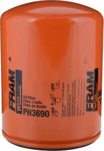 Fram PH3690 Engine Oil Filter For 87-97 Hino FA14 FA1415 FA15 FB14 FB15 FB1715