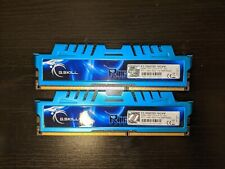 G.Skill Ripjaws X Series 16GB (2x8GB) 240 Pin DDR3 1600 PC3-12800 SDRAM memory