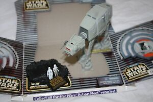 Star Wars: Micro Machines Action Fleet - Imperial AT-AT - Complete + Box