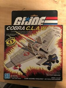 "GI Joe ""COBRA C.L.A.W"", with box, Series 3, 1984"