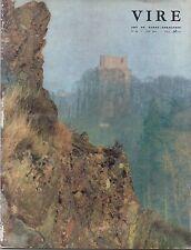 ART DE BASSE-NORMANDIE VIRE N° 30 ÉTÉ 1963 PORTE HORLOGE J.POUGHEOL CALVADOS