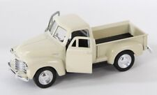 BLITZ VERSAND Chevrolet 3100 Pick Up 1953 beige Welly Modell Auto 1:34 NEU