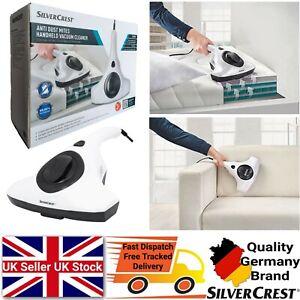 Silvercrest Anti Dust Mites Hair Handheld Vacuum Cleaner Remove Germs Bacteria
