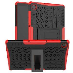 """For 10.1"""" Lenovo Tab M10 HD TB-X306F/X Tablet Heavy Duty Case Stand Hybrid Cover"""