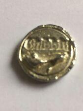 Clubbing Coin TG216 Pewter Fridge / office desk  Magnet memo magnet fancy